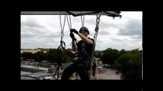 IRATA Level 1 Manoeuvre - Aid Climbing Mobile Anchors